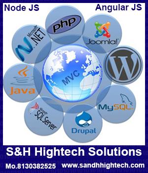 S&H Hightech Solutions | Best Computer Institute In Govindpuri